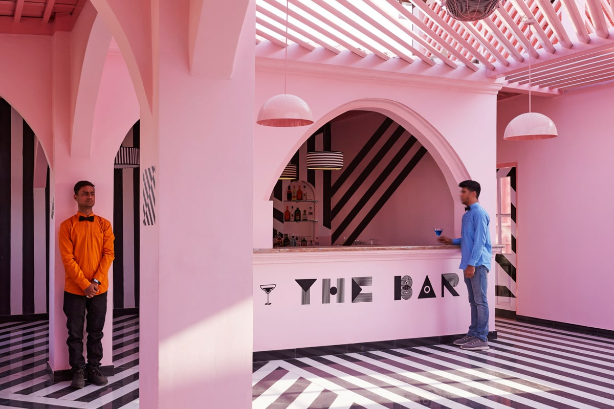 The Pink Zebra by Renesa Studio / Photography by Suryan/Dang