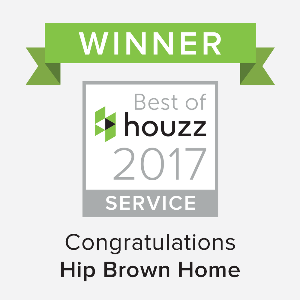 Thank You Houzz!